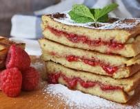 RaspberryGrilledWaffles1