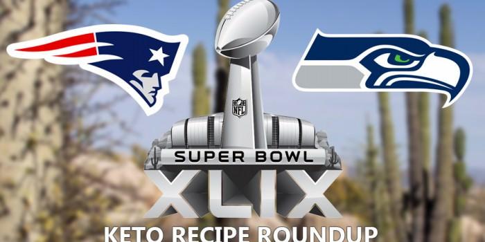Keto Super Bowl Snacks Roundup