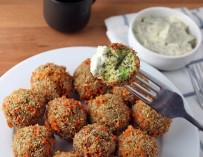 BroccoliandCheeseFritters