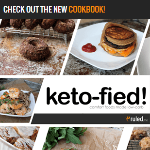 Get Keto-fied! Comfort Foods Made Low Carb