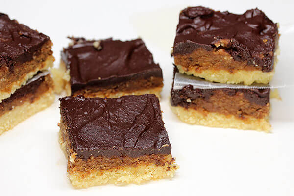 Mock Snickers Bar