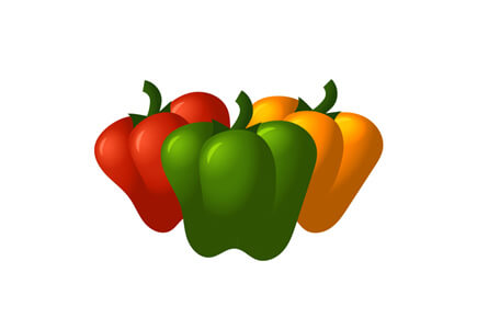 bell pepper low-carb vegetable