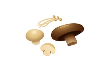 mushrooms on ketogenic diet
