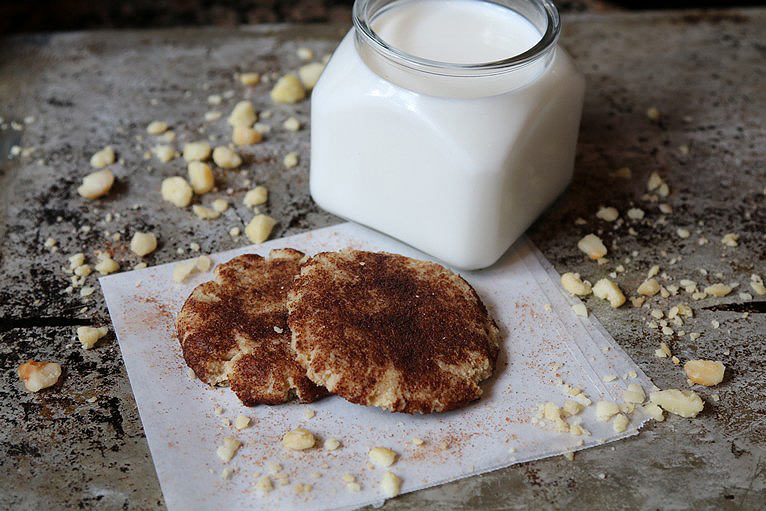 Keto Snickerdoodle Cookies - Shared via www.ruled.me