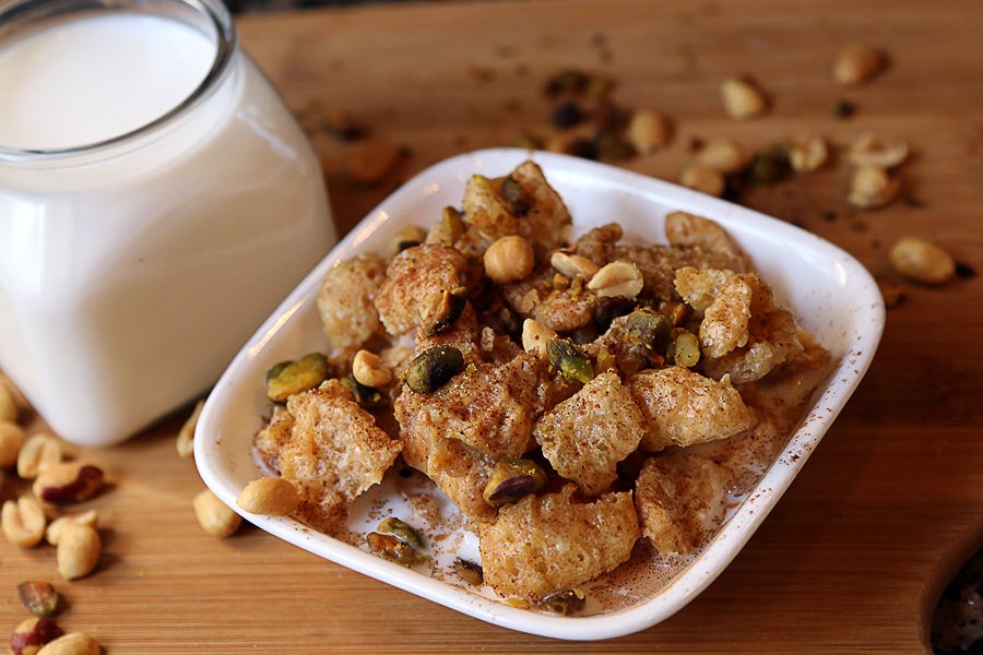 how to eat pork rinds