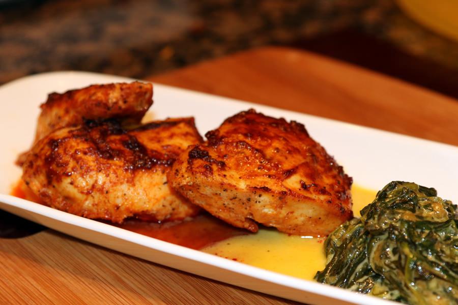 Keto Paprika Chicken - Shared via www.ruled.me