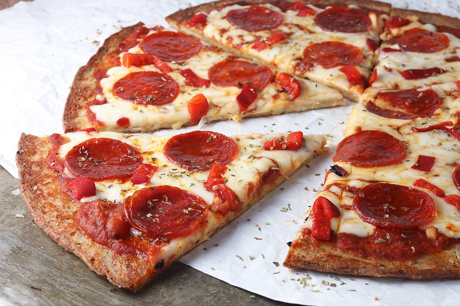Image result for pepperoni pizza