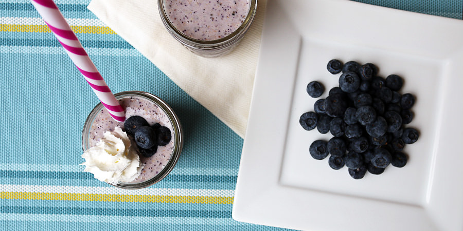 BlueberryBananaBreadSmoothieSecond