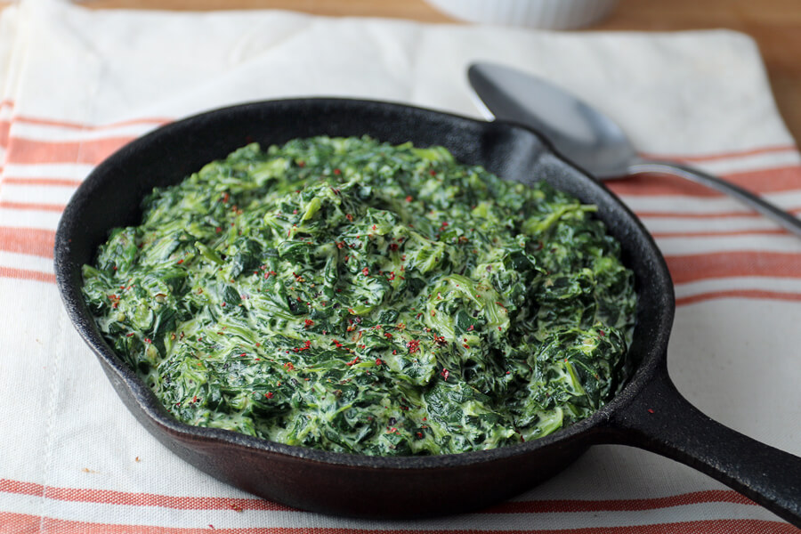 Easy Keto Creamed Spinach Ruled Me