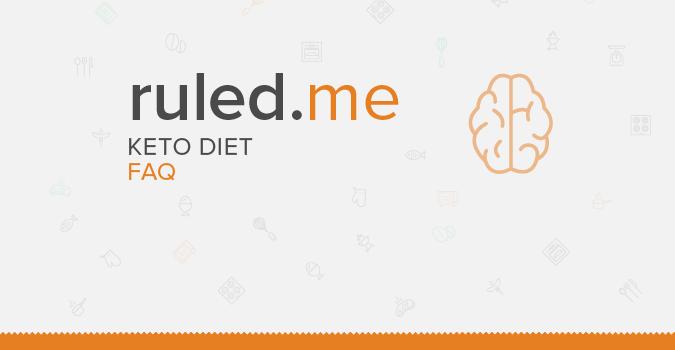 Ketogenic Diet FAQ