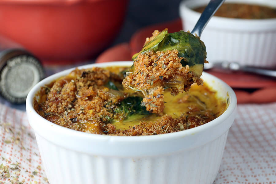 cheesybrusselssprouts