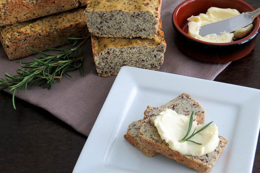 Keto Bread Loaves