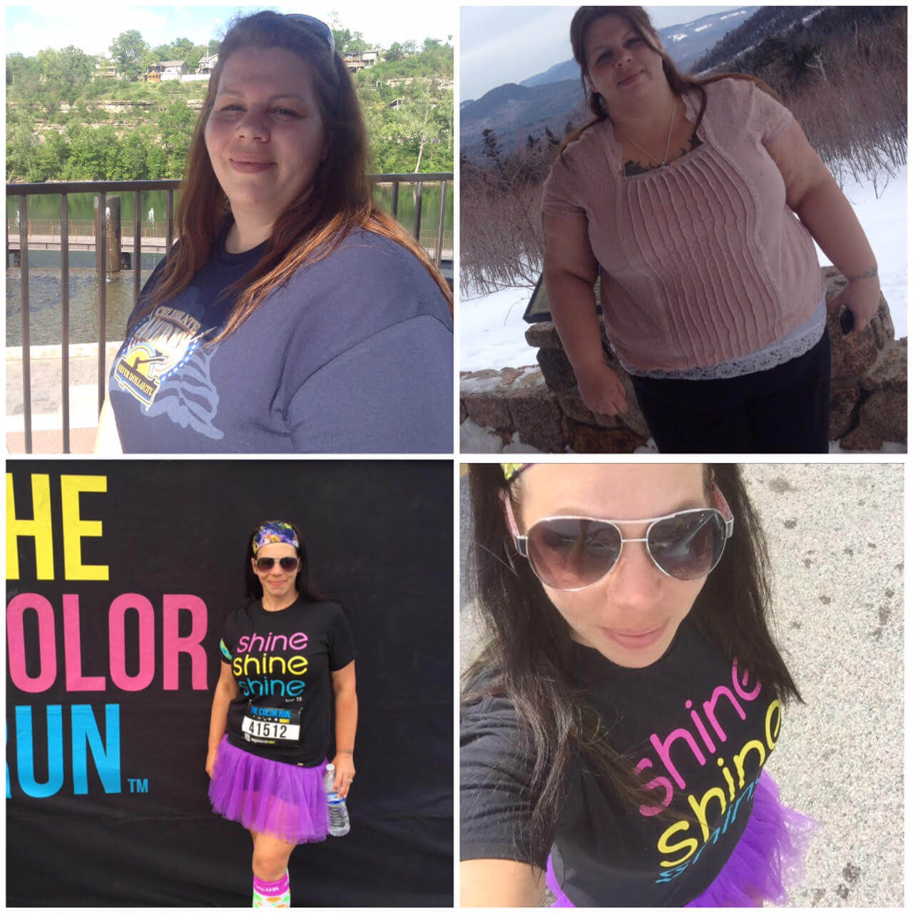 Erica Buteau Lost 150 lbs