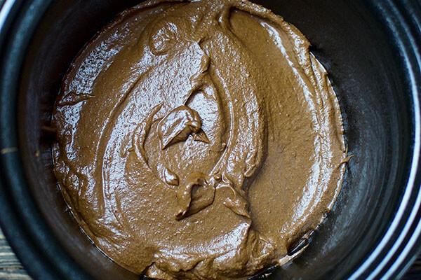 Slow-Cooker Mocha Pudding Cake