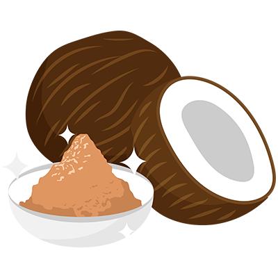 Avoid coconut sugar