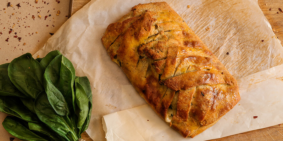 Italian Cheesy Bread Bake