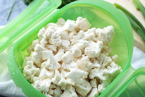 "Creamy Keto ""Potato"" Salad"