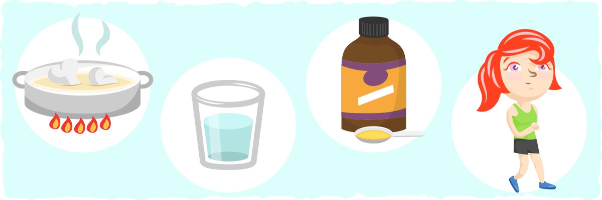 Utilizing the bone broth diet can help kickstart ketosis