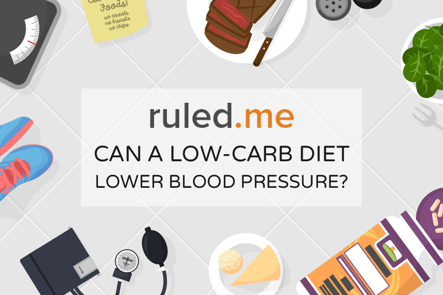 Can a Low Carb Diet Lower Blood Pressure?