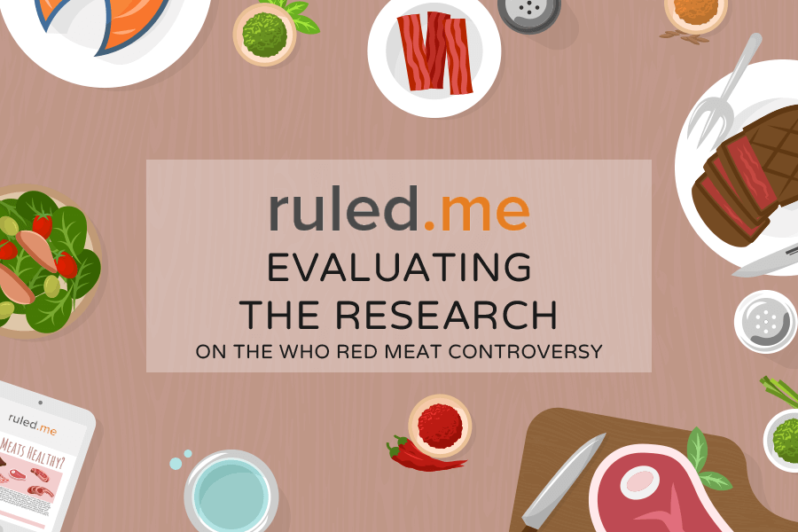 Evaluating the Research on the WHO Red Meat Controversy