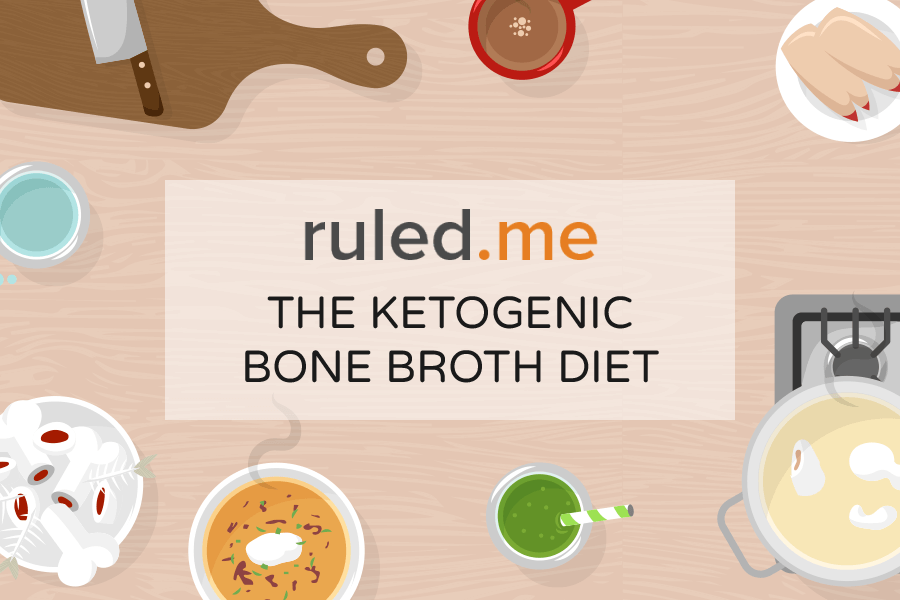 The Ketogenic Version of The Bone Broth Diet