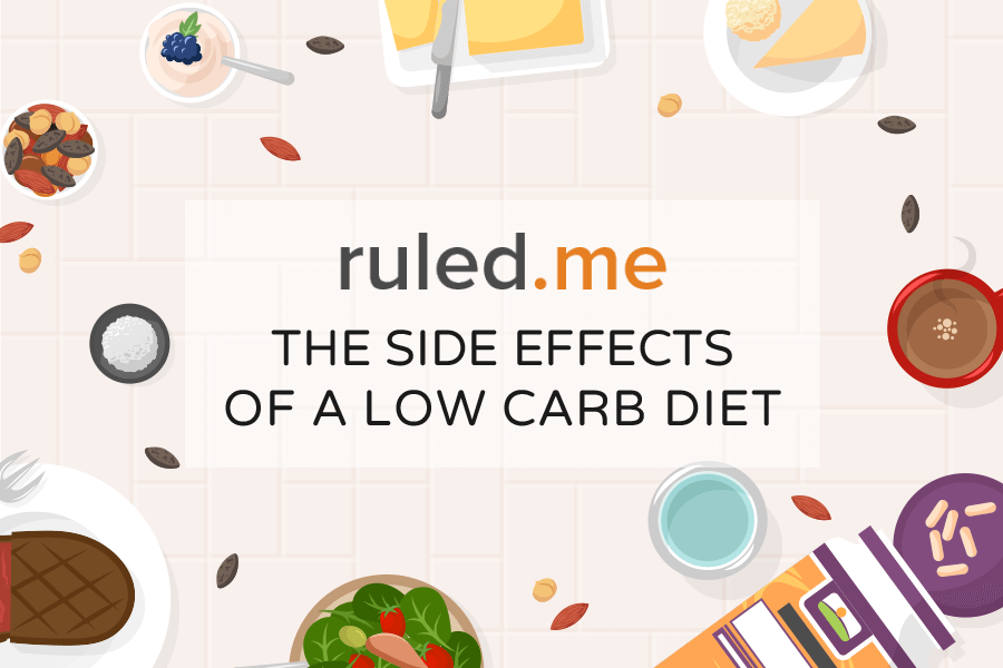 The Side Effects of a Low Carb Diet