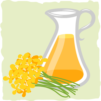 Can canola oil help with your omega 3 intake?