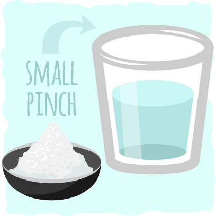 Drink more water with a pinch of unrefined salt added.