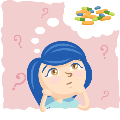 Using medications to improve your conditions