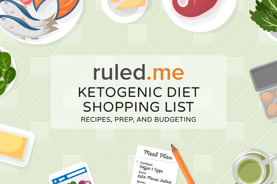 Ketogenic Diet Shopping List: Recipes, Prep, and Budgeting